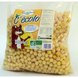 boules miel bio 700 g