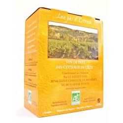 Cubi 3 l Coteaux de Cèze rosé 2008