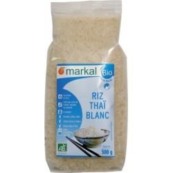 Riz thaï blanc 500 g bio Markal