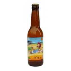 Bière blanche bio La Caennette 33cl médaille d'Or agricole de Par