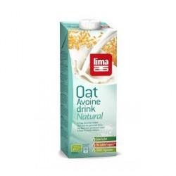 lait d'avoine Lima 1 litre