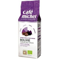 Café bio Bolivie moulu 250 g Café Michel
