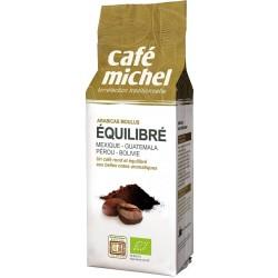 Café mélange équilibré bio moulu 250g Café Michel