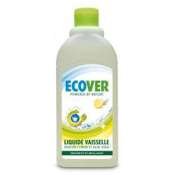 Liquide vaisselle main 500ml Citron Aloé Véra