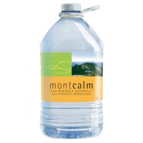 Eau de source Montcalm 5 l