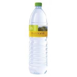 eau de source Montcalm 1,5 l