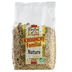 Krounchy Nature bio 1 kg Grillond'Or