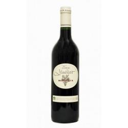 Bordeaux Rouge bio Chateau la Maubastit 2015 75 cl