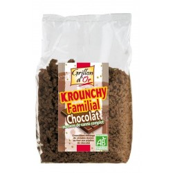 Krounchy chocolat familial 1kg bio