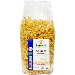Spirales blanches bio 500 g Priméal