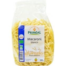 Macaroni blancs bio 500 g Priméal