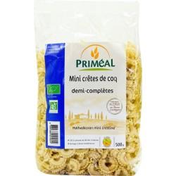 Mini crêtes de coq demi-complètes bio 500 g Priméal