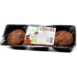 Cookies Tout Chocolat bio 200 g Bisson