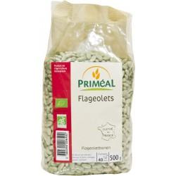 Flageolets verts bio 500 g Priméal