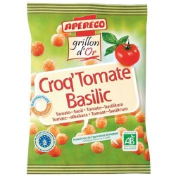 Croq'tomate basilic bio 45g