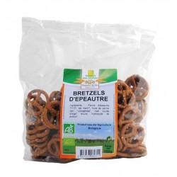Bretzels d'épeautre bio 150 g