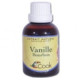 Extrait naturel Vanille Bourbon bio 50 ml