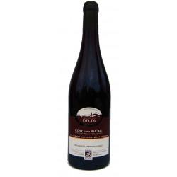 Vin rouge bio côtes du Rhône 2016 75cl