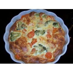 Recette de Flan carotte-Brocoli
