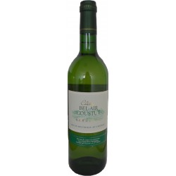 Vin blanc Bergerac bio 2014 75 cl