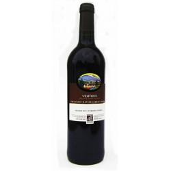 Vin rouge bio côtes du Ventoux 2015 75cl