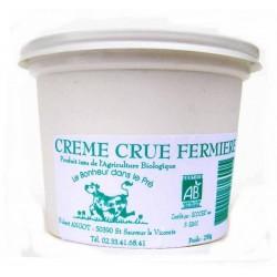 crème crue bio 50 cl de H.Angot