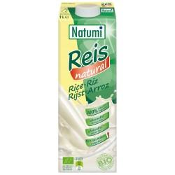 Lait de riz nature bio 1L Natumi