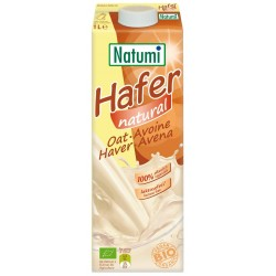 Lait d'avoine nature bio 1 l Natumi