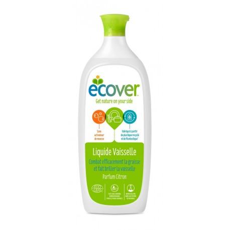 Liquide vaisselle main citron 1 l Ecover