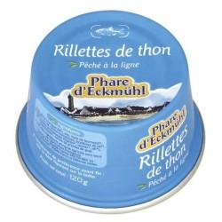 Rillettes de thon 120 g