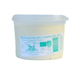 Fromage blanc campagne bio 500 g