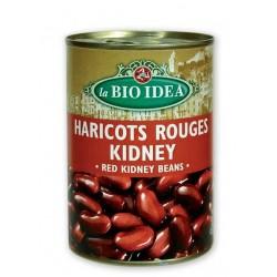 Haricots rouge bio préparés 400 g BioIdea