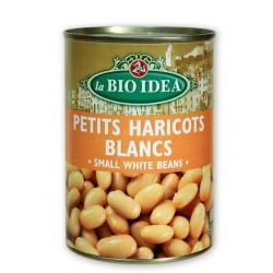 Petits haricots blancs bio préparés 400 g BioIdea