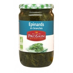 Epinards bio 720 ml