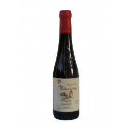 Anjou rouge Clos du Grand Riou 37.5cl bio