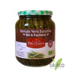 Haricots verts extra-fins bio 720 ml Prosain