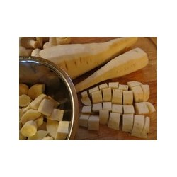 recette de Panais à l'oignon rouge