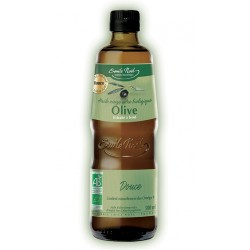 Huile d'olive vierge bio extra douce E.Noel 1l