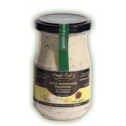 Mayonnaise tradition 180g Bio