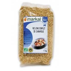 Riz long complet de Camargue bio 1 kg