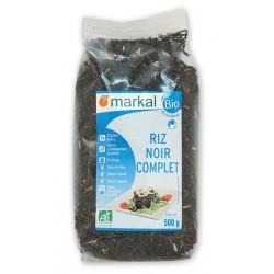 Riz noir complet bio 500g Markal