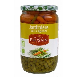 Jardinière 3 légumes bio 720 ml