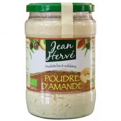 Poudre d'amandes blanches bio 150g Jean Hervé