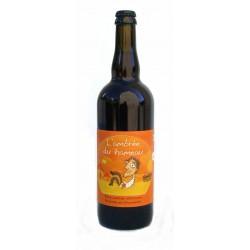 Bière bio L'Ambrée du hameau 75cl
