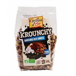 Krounchy saveurs des Andes bio 375g
