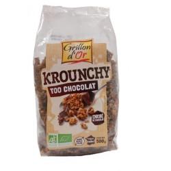 Krounchy too chocolat bio 500g