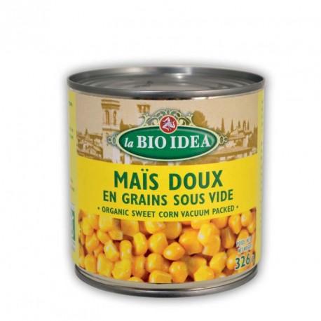 Maïs doux bio 326 g Luce