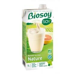 Lait de soja Biosoy nature bio 1L