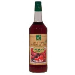 Sirops grenadine bio 1 litre