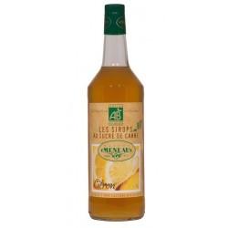 Sirops Citron bio 1 litre